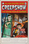 Movie Posters:Horror, Creepshow (United Film Distribution, 1982). Rolled, Very F...