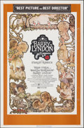 "Movie Posters:Drama, Barry Lyndon & Other Lot (Warner Bros., 1975). Folded, Very Fine-. One Sheets (2) (27"" X 41""). Charles Gehm Artwork. ..."