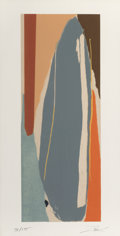 Prints & Multiples, Larry Zox (1936-2006) Untitled 4, 19...
