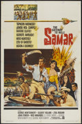 "Movie Posters:Adventure, Samar (Warner Brothers, 1962). One Sheet (27"" X 41""). Adventure...."