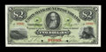 Canadian Currency: , Saint Johns, NF- Union Bank of Newfoundland $2 May 1, 1882 Ch.750-16-02S Specimen. ...