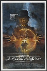 """Something Wicked This Way Comes (Buena Vista, 1983). One Sheet (27"""" X 41""""). Horror"""