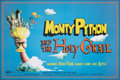 Movie Posters:Comedy, Monty Python and the Holy Grail (EMI, R-2007). Rolled, Ver...