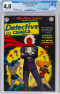 Golden Age (1938-1955):Superhero, Detective Comics #168 (DC, 1951) CGC VG 4.0 Off-white to white pages....