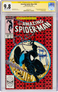The Amazing Spider-Man #300 Signature Series: Todd McFarlane (Marvel, 1988) CGC NM/MT 9.8 Off-white to white pages