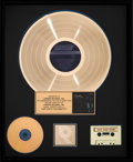 Music Memorabilia:Awards, The Rolling Stones Got Live If You Want It! RIAA Hologram Gold Sales Award Presented to London Records (London Rec...