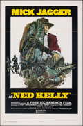 """Movie Posters:Western, Ned Kelly & Other Lot (United Artists, 1970). Folded, Fine/Very Fine. International One Sheet & One Sheet (27"""" X 41""""). Weste... (Total: 2 Items)"""
