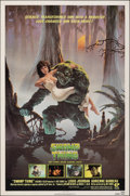 "Movie Posters:Horror, Swamp Thing (Embassy, 1982). Folded, Very Fine. One Sheet (27"" X 41""). Richard Hescox Artwork. Horror.. ..."