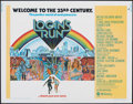 "Movie Posters:Science Fiction, Logan's Run (MGM/UA, 1976). Rolled, Fine/Very Fine. Half Sheet (22"" X 28""). Charles Moll Artwork. Science Fiction."