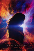 """Dark Phoenix & Other Lot (20th Century Fox, 2019). Rolled, Very Fine. One Sheets (2) (27"""" X 40"""") DS Advanc..."""