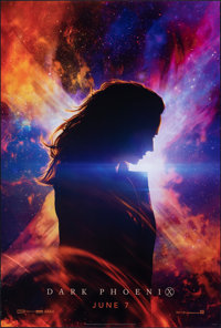 "Dark Phoenix & Other Lot (20th Century Fox, 2019). Rolled, Very Fine. One Sheets (2) (27"" X 40"") DS Advanc..."