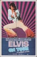 Movie Posters:Elvis Presley, Elvis on Tour (MGM, 1972). Folded, Fine/Very Fine....