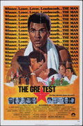 """Movie Posters:Sports, The Greatest & Other Lot (Columbia, 1977). Folded, Fine/Very Fine. One Sheets (4) (27"""" X 41"""") Robert Tanenbaum Artwork. Spor... (Total: 4 Items)"""
