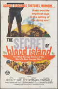 Movie Posters:War, The Secret of Blood Island & Other Lot (Universal, 1965). ...