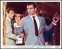 "Dr. No & Other Lot (United Artists, 1962). Very Fine-. British Front of House Color Photo (8"" X 10""), Uncu..."