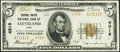 Cleveland, OH - $5 1929 Ty. 2 Central United National Bank Ch. # 4318 Very Fine