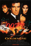 """Movie Posters:James Bond, GoldenEye & Other Lot (UIP, 1995). Rolled, Very Fine. International One Sheets (2) (27"""" X 40"""") & Spanish One Sheet (27"""" X 40... (Total: 3 Items)"""