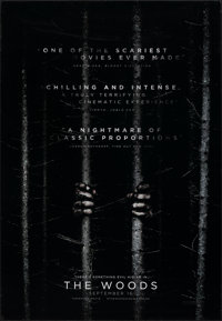 """Blair Witch (Lionsgate, 2016). Rolled, Very Fine-. One Sheet (27"""" X 40"""") DS Advance. Pre-release Title: The Wo..."""