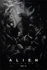 """Alien: Covenant (20th Century Fox, 2017). Rolled, Very Fine-. One Sheet (27"""" X 40"""") DS Advance, Style C. Scien..."""