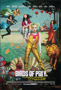 """Movie Posters:Action, Birds of Prey: And the Fantabulous Emancipation of One Harley Quinn (Warner Bros., 2020). Rolled, Very Fine+. One Sheet (27""""..."""