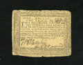 Colonial Notes:Maryland, Maryland December 7, 1775 $1/3 Fine. Edge wear is noticed on thisexample. This is a denomination from the December 7, 1775 ...