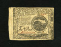 Colonial Notes:Continental Congress Issues, Continental Currency February 17, 1776 $4 Very Fine. The dark redsignature is of M(atthew) Clarkson. Mr. Clarkson was a mem...
