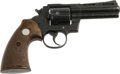 "Movie/TV Memorabilia:Props, John Wayne's Prop Revolver from ""Brannigan."" Prop .357 Colt Pythonused by the actor in the 1975 crime drama, Wayne's spin o..."