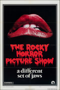 """The Rocky Horror Picture Show (20th Century Fox, 1975). Folded, Very Fine. One Sheet (27"""" X 41"""") Style A. Rock..."""