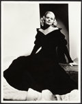 Movie Posters:Miscellaneous, Jean Harlow by Clarence Bull (1933). Very Fine-. P...