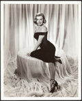 Movie Posters:Film Noir, Marilyn Monroe in The Asphalt Jungle (MGM, 1950). Very Fin...