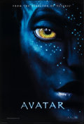 """Movie Posters:Science Fiction, Avatar (20th Century Fox, 2009). Rolled, Very Fine+. International Untrimmed One Sheet (28.25"""" X 41"""") DS, Style A. Science F..."""