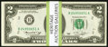 Fr. 1935-B $2 1976 Federal Reserve Notes. Fifty Consecutive Examples. ... (Total: 50 notes)