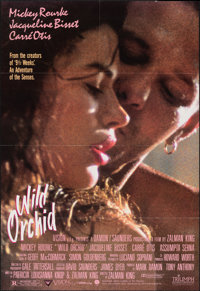 "Wild Orchid & Other Lot (Triumph, 1989). Folded, Very Fine-. One Sheets (3) (26.75"" X 39.5"" & 27""..."