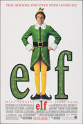 Movie Posters:Comedy, Elf & Other Lot (New Line, 2003). Rolled, Overall: Very Fi...