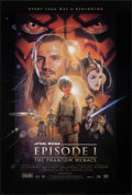Movie Posters:Science Fiction, Star Wars: Episode I - The Phantom Menace (20th Century Fo...