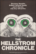 """Movie Posters:Documentary, The Hellstrom Chronicle & Other Lot (Cinema 5, 1971). Folded, Very Fine+. Full-Bleed One Sheet (27"""" X 41""""), Uncut Pressbook ... (Total: 3 Items)"""