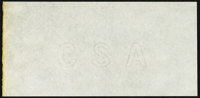 CSA Watermarked Paper - Single Block Choice New