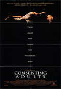 Movie Posters:Crime, Consenting Adults & Other Lot (Buena Vista, 1992). Folded,...
