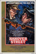 Movie Posters:Drama, Hanover Street & Other Lot (Columbia, 1979). Folded, Overa...