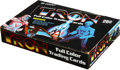 Memorabilia:Trading Cards, Tron Trading Cards Wax Pack Box (Donruss, 1981)....