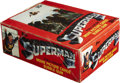 Memorabilia:Trading Cards, Superman II Trading Cards Wax Pack Box (Topps, 1980)....