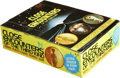 Memorabilia:Trading Cards, Close Encounters of the Third Kind Trading Cards Wax Pack Box(Topps, 1978)....