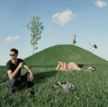 Photographs, Julie Blackmon (American, b. 1966). The Hill, 2006. Digital pigment print. 22 x 22 inches (55.9 x 55.9 cm). Signed, date...