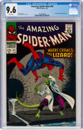 Silver Age (1956-1969):Superhero, The Amazing Spider-Man #44 (Marvel, 1967) CGC NM+ 9.6 White pages....