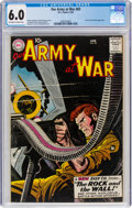Silver Age (1956-1969):War, Our Army at War #83 (DC, 1959) CGC FN 6.0 Off-white to white pages....
