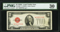 Fr. 1508* $2 1928G Legal Tender Note. PMG Very Fine 30