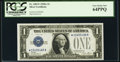 Fr. 1601* $1 1928A Silver Certificate. PCGS Very Choice New 64PPQ