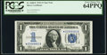 Fr. 1606* $1 1934 Silver Certificate. PCGS Very Choice New 64PPQ