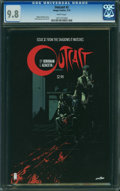 Modern Age (1980-Present):Horror, Outcast #2 (Image/Skybound, 2014) CGC NM/MT 9.8 White pages.