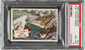 """Non-Sport Cards:Singles (Post-1950), 1954 Topps Scoop """"S.S. Titanic Sinks"""" #17 PSA NM-MT 8 - Only One Higher. ..."""